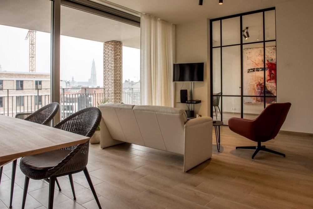 Staark Impressie 3 - Luxury Expats Apartments Antwerp - Staark