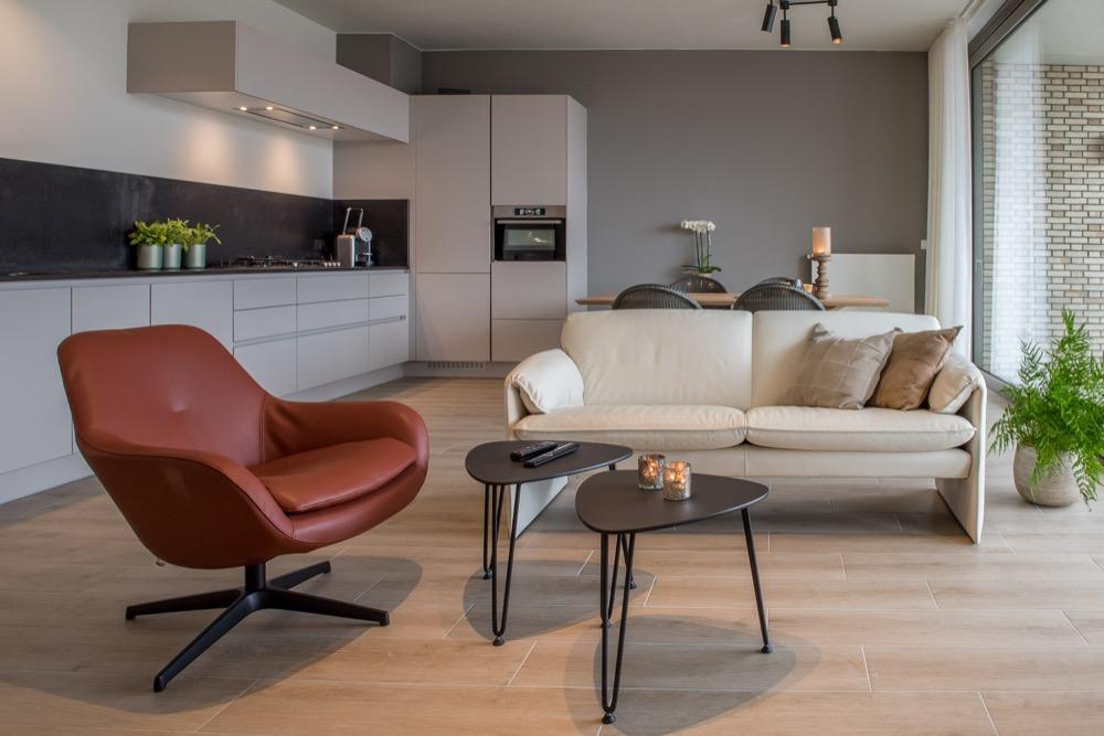 Staark Impressie 11 - Luxury Expats Apartments Antwerp - Staark