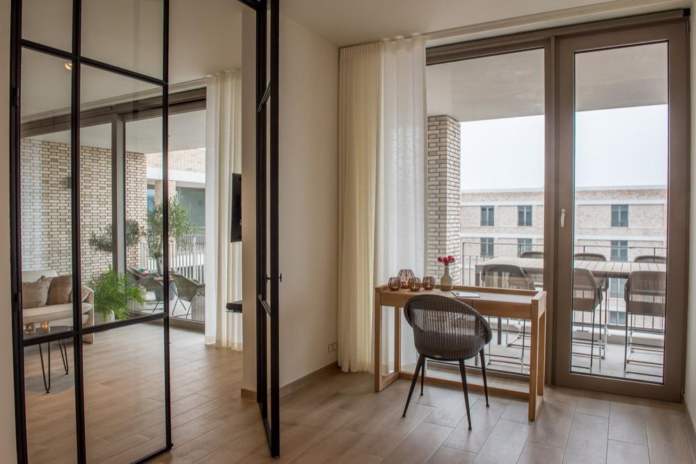 Staark Impressie 17 - Luxury Expats Apartments Antwerp - Staark