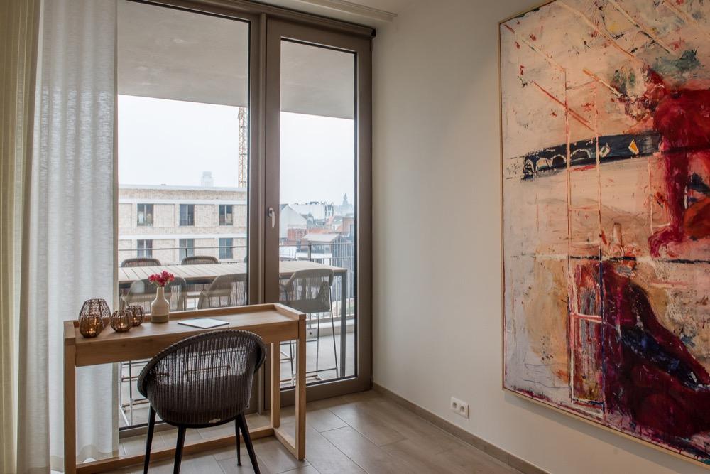 Staark Impressie 18 - Luxury Expats Apartments Antwerp - Staark