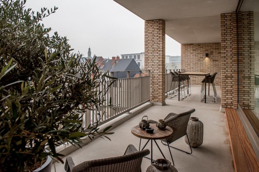 Staark Impressie 21 - Luxury Expats Apartments Antwerp - Staark