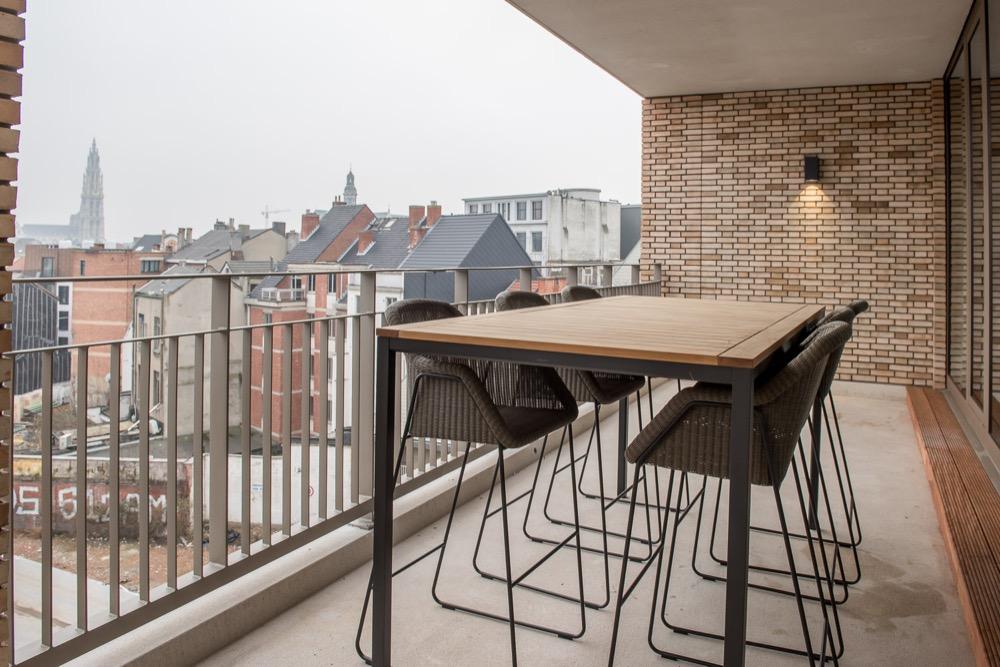 Staark Impressie 22 - Luxury Expats Apartments Antwerp - Staark