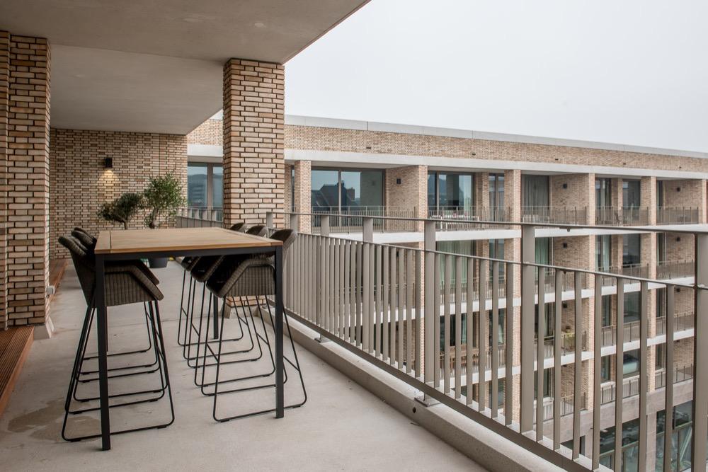 Staark Impressie 23 - Luxury Expats Apartments Antwerp - Staark