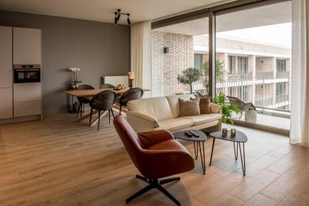 Staark Impressie 2 - Luxury Expats Apartments Antwerp - Staark