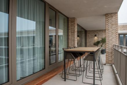 Staark Impressie 24 - Luxury Expats Apartments Antwerp - Staark