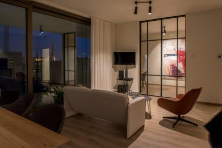 Staark Impressie 46 - Luxury Expats Apartments Antwerp - Staark